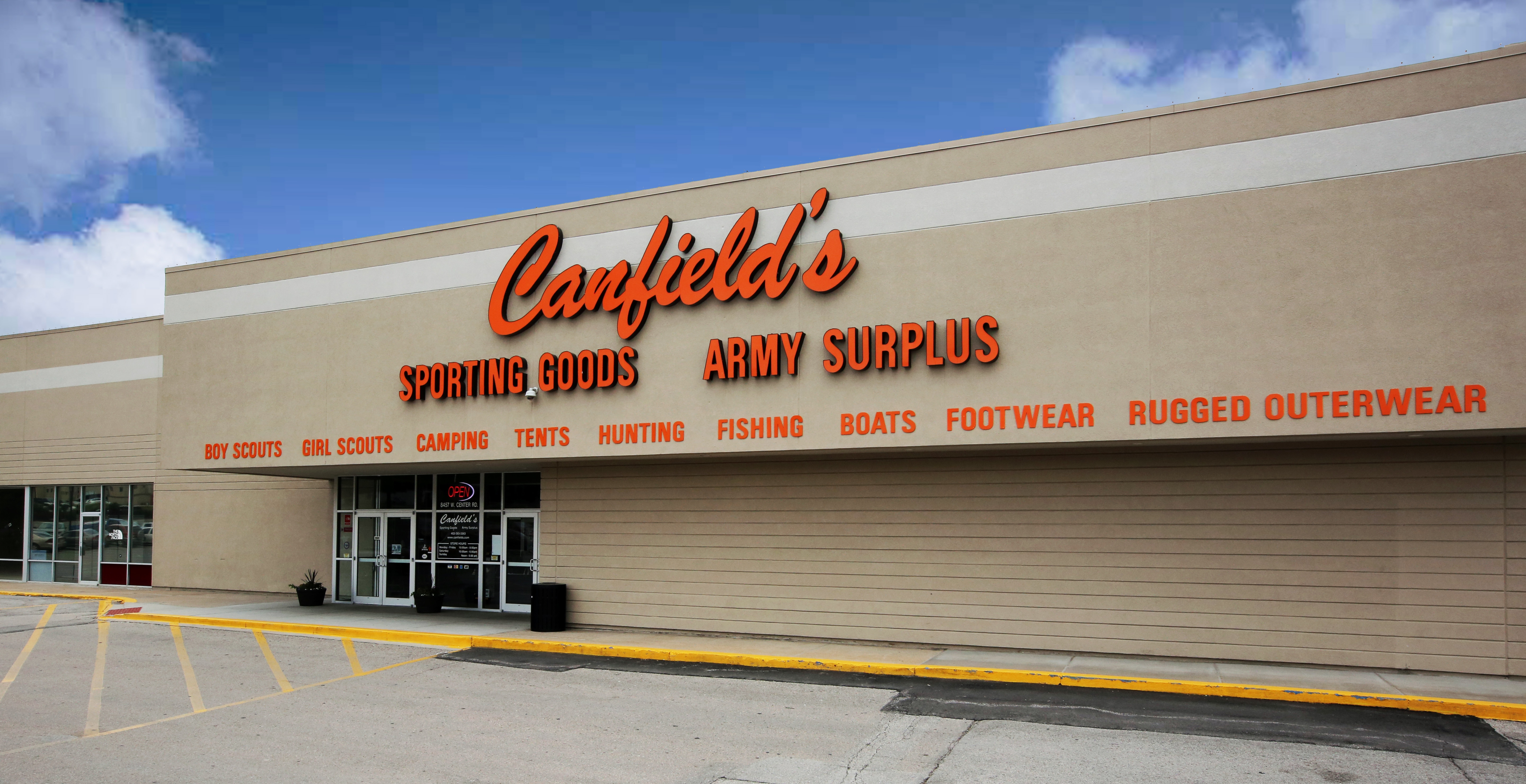 Canfield Plaza