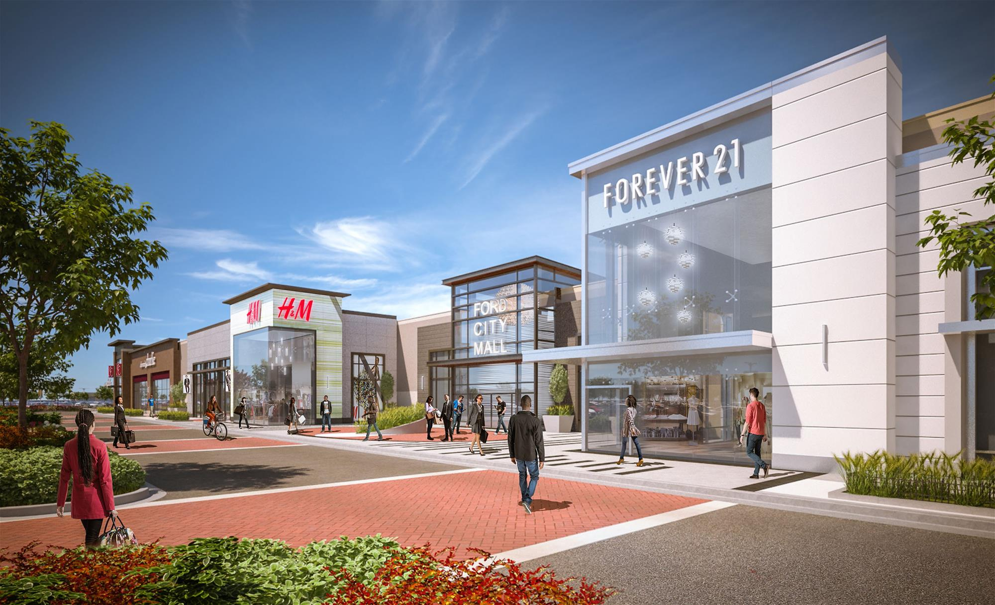 Mid america secures new retail leases in chicago area for 1 mid america plaza oakbrook terrace il