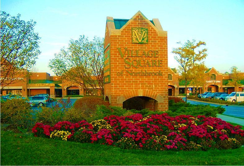 Village Square of Northbrook in Illinois